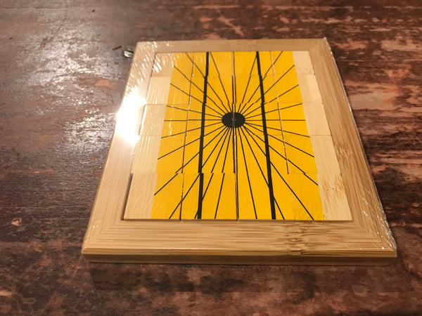 Eco Bamboo Illusions Game - Sunburst