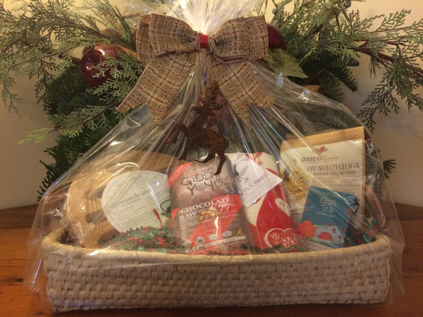 "Holiday Gift Basket ""Chai"""