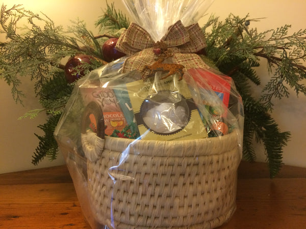 "Holiday Gift Basket ""La Sérénité"""