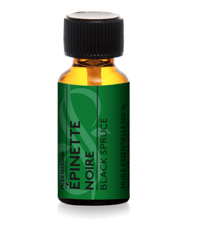 "PURE ESSENTIAL OIL ""BLACK SPRUCE"""