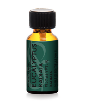 "PURE ESSENTIAL OIL ""EUCALYPTUS RADIATA"""