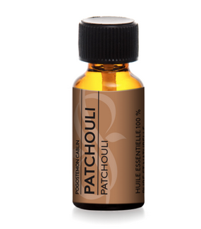 "PURE ESSENTIAL OIL ""PATCHOULI"""