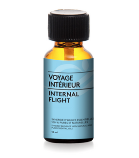 "PURE ESSENTIAL OIL BLEND ""INTERNAL FLIGHT"""
