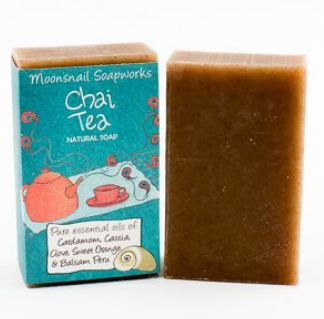 Chai Tea Natural Soap