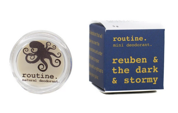 "Natural Deodorant ""Reuben & the Dark & Stormy"""