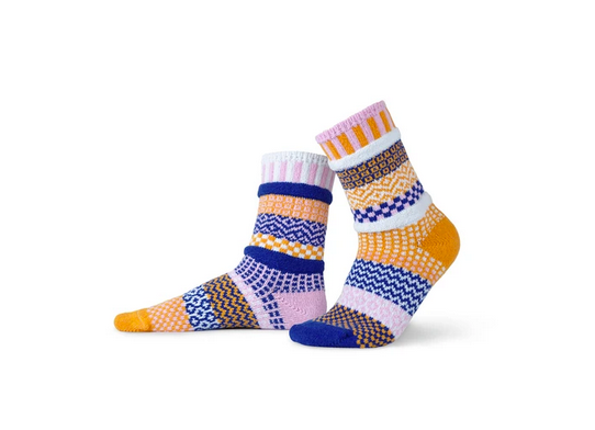 Nova Adult Crew Socks