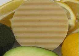 Avocado Lemon Natural Soap Bar