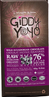 Maca Chocolate Bar