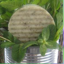 Triple Mint Natural Soap Bar