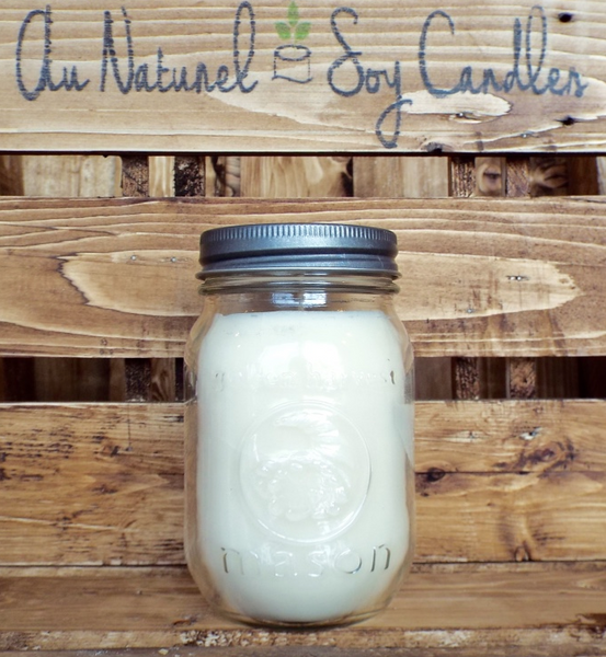 Lavender & Sage Aromatherapy Soy Wax Candles