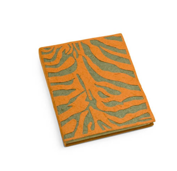 Mini Journal Tiger