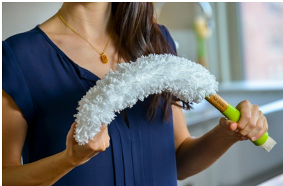 Dust Whisperer Microfiber Duster