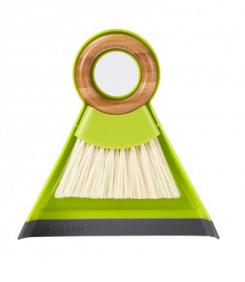 """Tiny Team"" Mini Brush & Dustpan Set"