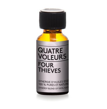 "PURE ESSENTIAL OIL BLEND ""FOUR THIEVES"""