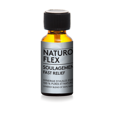 "PURE ESSENTIAL OIL BLEND ""NATURO-FLEX"""