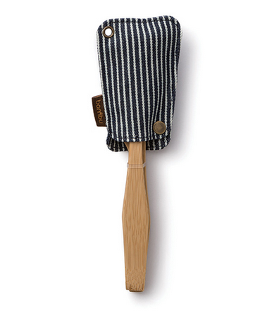 Bamboo Utensil Set with Eco-Conscious Pouch