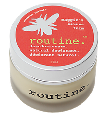 "Natural Deodorant ""Maggie's Citrus Farm"""
