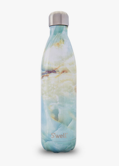 Insulated Stainless Steel Bottle - Opal Marble