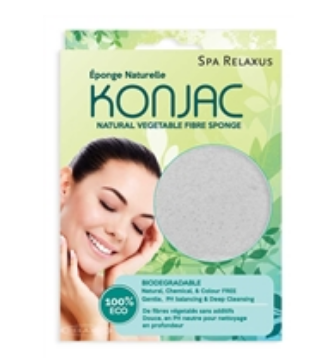 Konjac Natural Deep Cleasing Sponge