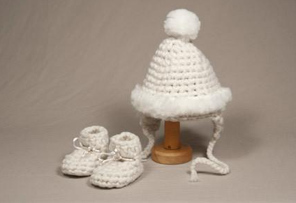 Newborn Hat Set