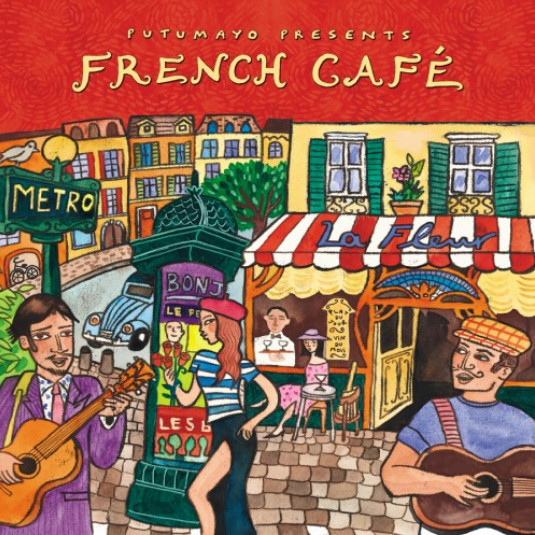 French Café (Re-release)