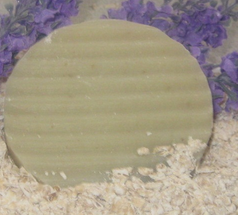 Oatmeal & Lavender Natural Soap Bar