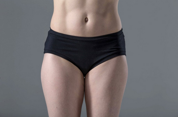 Women's Bamboo Undies - Black