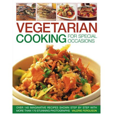 VEGETARIAN COOKING FOR SPECIAL OCCASIONS by Valerie Furguson