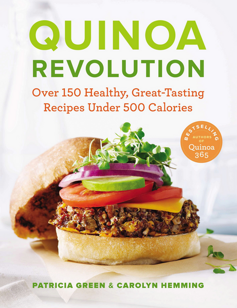 QUINOA REVOLUTION by Patricia Green & Carolyn Hemming