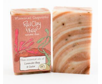 Red Clay & Kelp Natural Soap