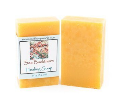 Sea Buckthorn Natural Healing Soap