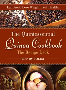 QUINTESSENTIAL QUINOA COOKBOOK by Wendy Polisi