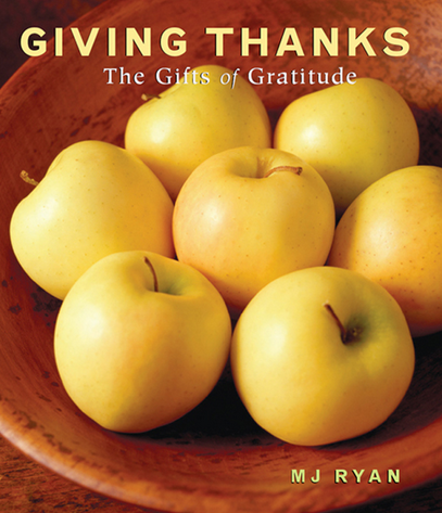 GIVING THANKS by MJ Ryan