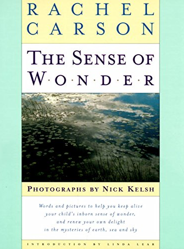 THE SENSE OF WONDER by Rachel Carson & Nick Kelsh