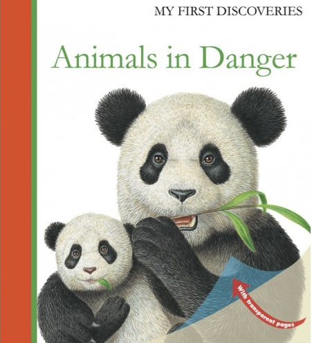 ANIMALS IN DANGER illustrated by Pierre de Hugo