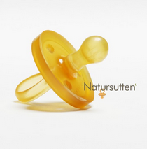 Original Rounded Natural Pacifier 6-12 mos M