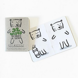 Dress Up Bear Activity Book