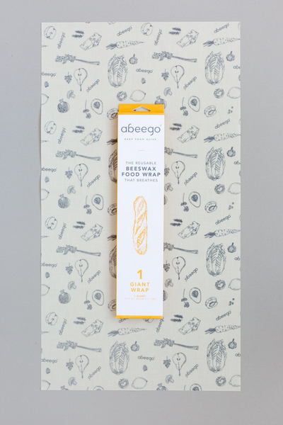 Beeswax Food Wrap - 1 Giant