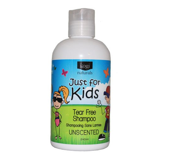 Just for Kids Tear Free Shampoo - Unscented