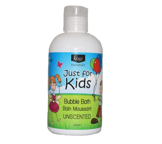 Just for Kids Bubble Bath - Unscented