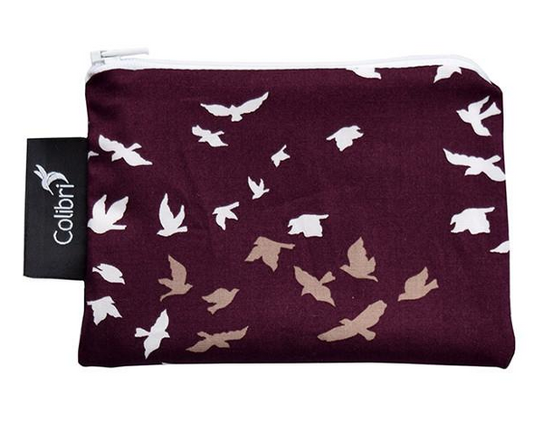 Reusable Snack Bag - Flock, Small