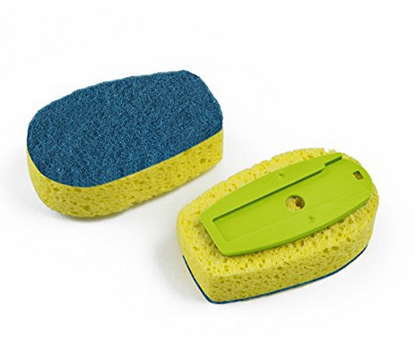 """Suds Up"" Replacement Dish Sponges (2)"