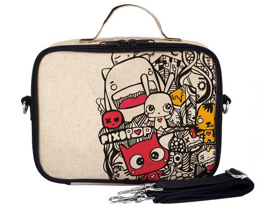 Insulated Pixopop Pishi and Friends Lunch Box