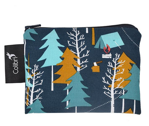 Reusable Snack Bag - Camp Out, Small