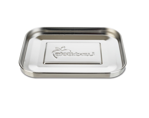 Stainless Steel Quad Container