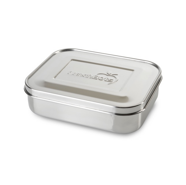 Stainless Steel Duo Container