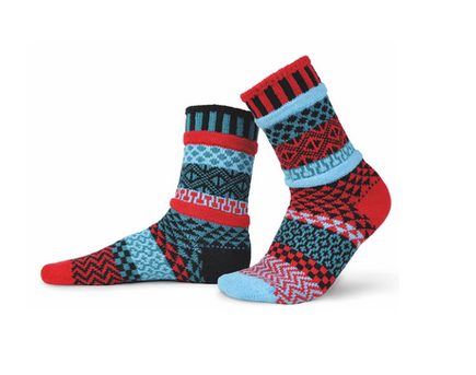 Mars Adult Crew Socks