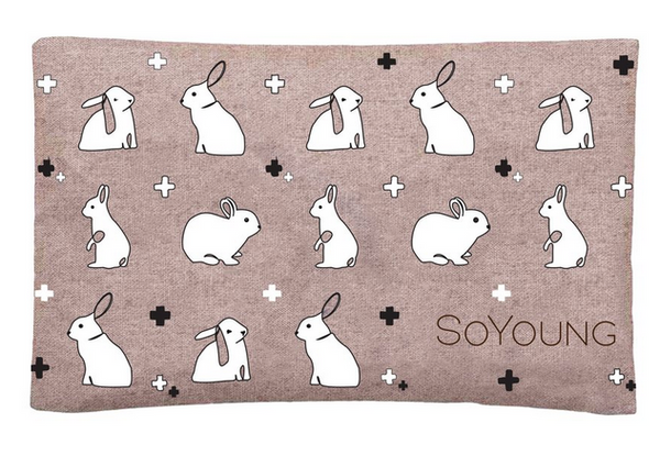 No Sweat Ice Pack - Bunny Tile