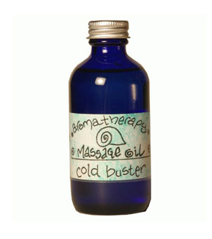 Massage Oil - Cold Buster
