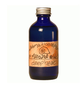 Massage Oil - Deep Heat
